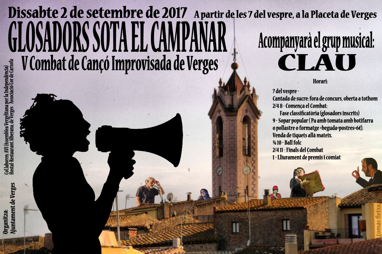 Glosa a Verges 2017